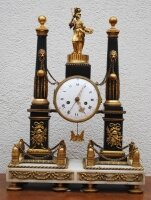 1. Антикварные Часы. 1780 год.
