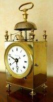 20. Антикварные Часы настольные. 1820 год.