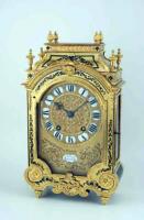 30. Антикварные Часы настольные. 18 век.