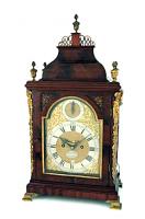 33. Антикварные Часы настольные. 18 век.