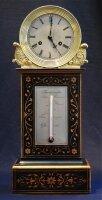 35. Антикварные Часы настольные. 1820 год.