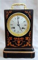 36. Антикварные Часы настольные. 1850 год.