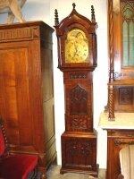 41. Антикварные Напольные часы. 1800 год.