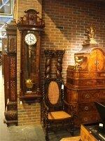 54. Антикварные Настенные часы. 19 век.