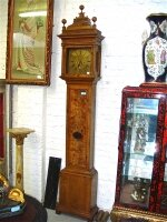 57. Антикварные Напольные часы. 18 век. 267x52x25 см. Цена 12000 евро.