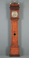 61. Антикварные Часы напольные. 1715 год.