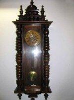 Антикварные Настенные маятниковые часы с репетиром. Высота 130 см. Цена 450 евро
