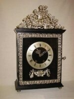 Антикварные Настольные часы. 1850 г. Высота 47 см.