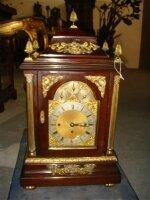 Антикварные Настольные часы. 19 век. 41x29x72 см. Цена 6500 евро