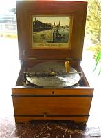 36. Полифон (Polyphon). 19 век.