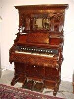 60. Орган. 19 век. 112х62х186 см. Цена 3500 евро