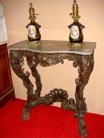 14. Антикварная Консоль. 19 век. 81х42х88 см. Цена 2600 евро.