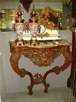 15. Антикварная Консоль. 19 век. 96х45х96 см. Цена 3800 евро.