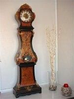21. Антикварный Напольные часы. Буль. Около 1920 года. 205х60х29 см. 5000 евро.