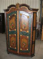 236. Шкаф антикварный платяной. Прованс. 19 век. Цена 4000 евро.