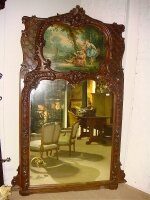 250. Антикварное Зеркало. 19 век.