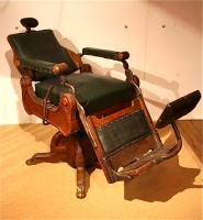 285. Антикварное Медицинское кресло. 19 век.
