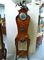 286. Антикварные напольные часы. Франция. 19 век. Высота 230 см. Цена 5000 евро