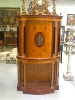 319. Антикварный Кабинет. 19 век. 108x50x180 см