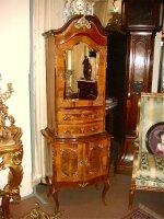 Антикварный Дамский кабинет 19 век. 65x44x187 см. Цена 4000 евро