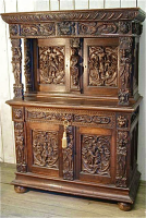 17. Антикварный Кабинет. 18 век.