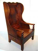 23. Антикварное Кресло. 18 век.