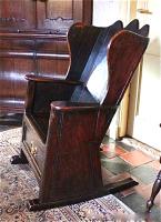 27. Антикварное Кресло. 18 век.