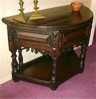 31. Антикварный Раскладной стол. 17 век.
