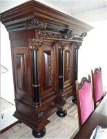 45. Антикварный платяной Шкаф. 18 век.