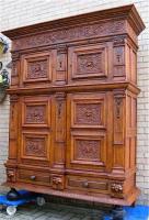 47. Антикварный Шкаф. 18 век.