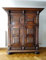 55. Антикварный Шкаф. 18 век.