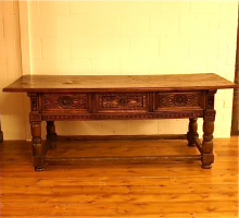 62. Антикварный Стол. 18 век.