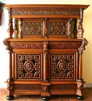 7. Антикварный Кабинет. 18 век.
