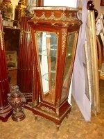 17. Антикварная Консоль. 19 век. 118x39x31 см.
