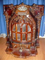 21. Антикварная Печка. Около 1885 года. 82x65x55 см. Цена 2000 евро.