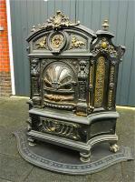 72. Антикварная Печь. Около 1880 года. Цена 2300 евро.