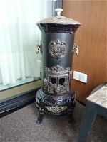 97. Печка. Около 1900 г. Цена 1500 евро