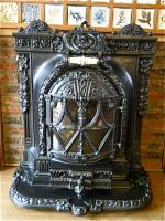 98. Печка Около. 1870 г. 81x70x45 см. Цена 2000 евро