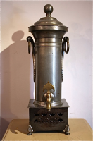 99. Самовар. Около 1860 г. 19 век. Высота 43 см. Цена 800 евро