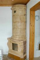 Старинная Печь. 19 век. 245x92 см. 5000 евро
