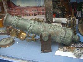 Старинная Пушка. 1602 год. 73 см.