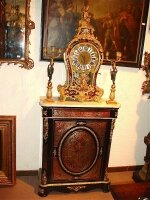 31. Антикварный Комод Буль. 19 век. 84x37x103 см. 4000 евро.