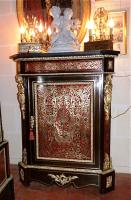 33. Антикварный Комод Буль. XIX век. 95x40x116 см. 7000 евро.