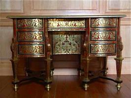 50. Антикварный Стол Буль. Около 1670 года.