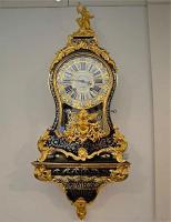 62. Антикварные Часы Буль с консолью. 18 век.