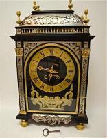 69. Антикварные Часы Буль. 19 век.