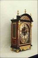 73. Антикварные Часы Буль. 18 век.