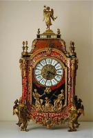93. Часы Буль. Около 1900 г. 80x47x23 см. Цена  4000 евро