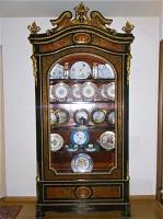 96. Шкаф в стиле Буль. 19 век. 245x114x50 см