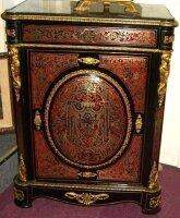 Антикварный Комод с стиле Буль. 19 век. 107x82x42 см.